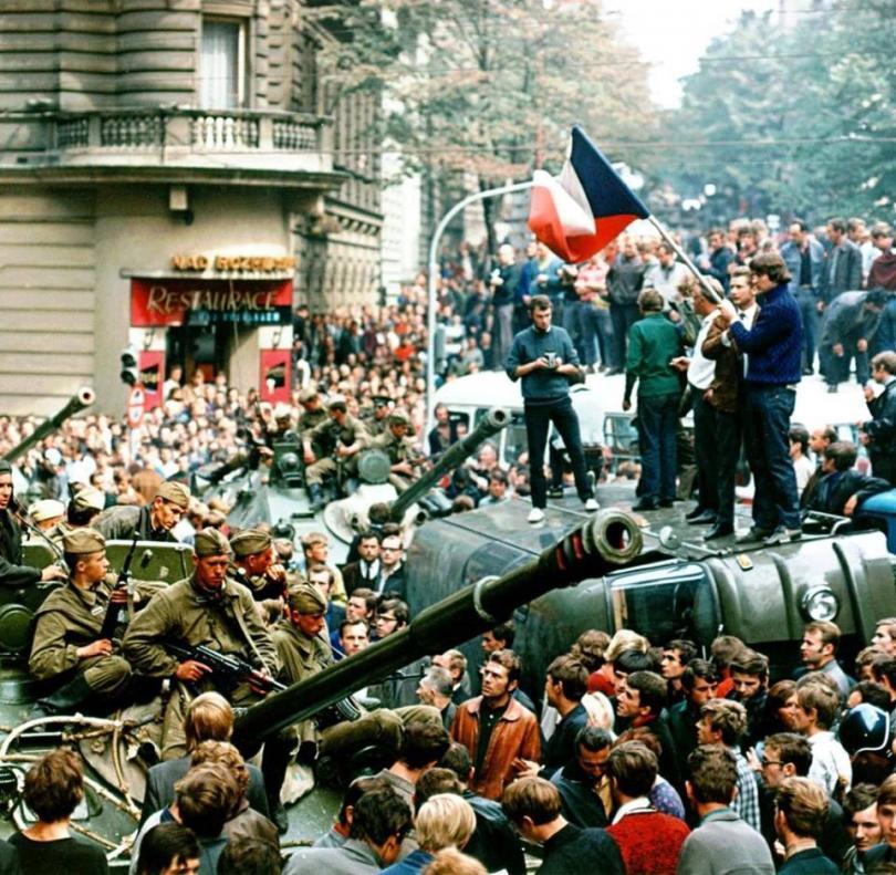 Пражка пролет - 1968 година