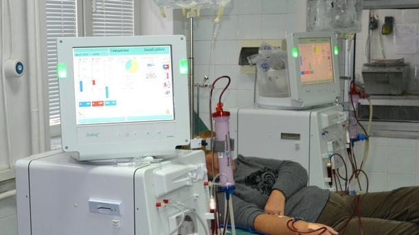 Пациенти на хемодиализа с искане Здравната каса да плаща постоянните катетри