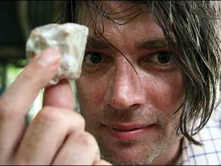 Алекс Джеймс: кокаинови дневници
