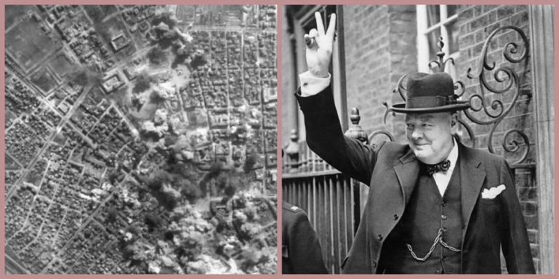 Бомбардировките над София