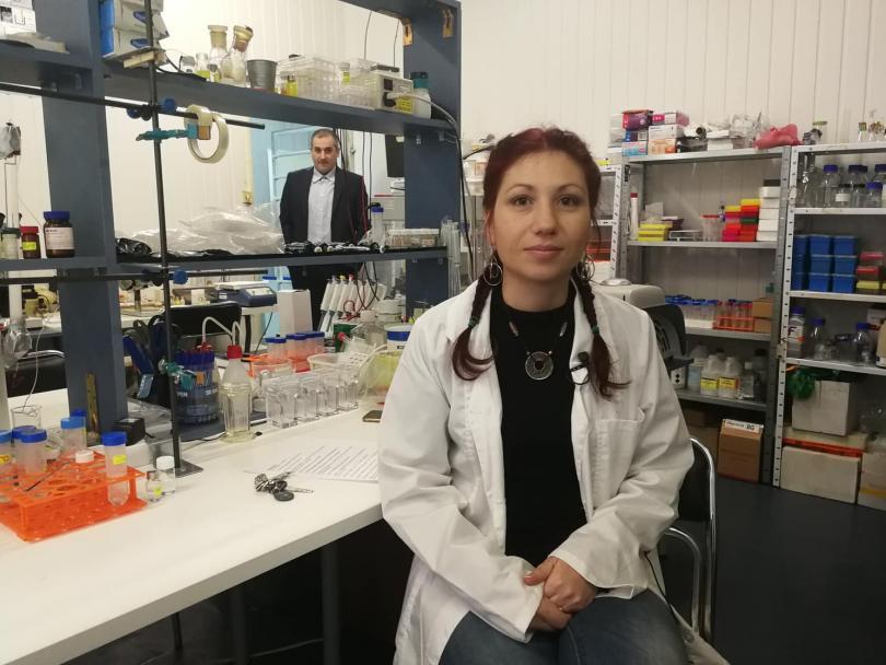 снимка 2 Учени откриха молекула, която може да забавя развитието на ракови клетки