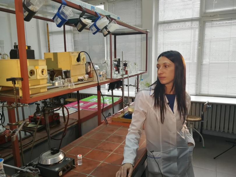 снимка 4 Учени от Института по полимери към БАН създадоха полимерен наноносител