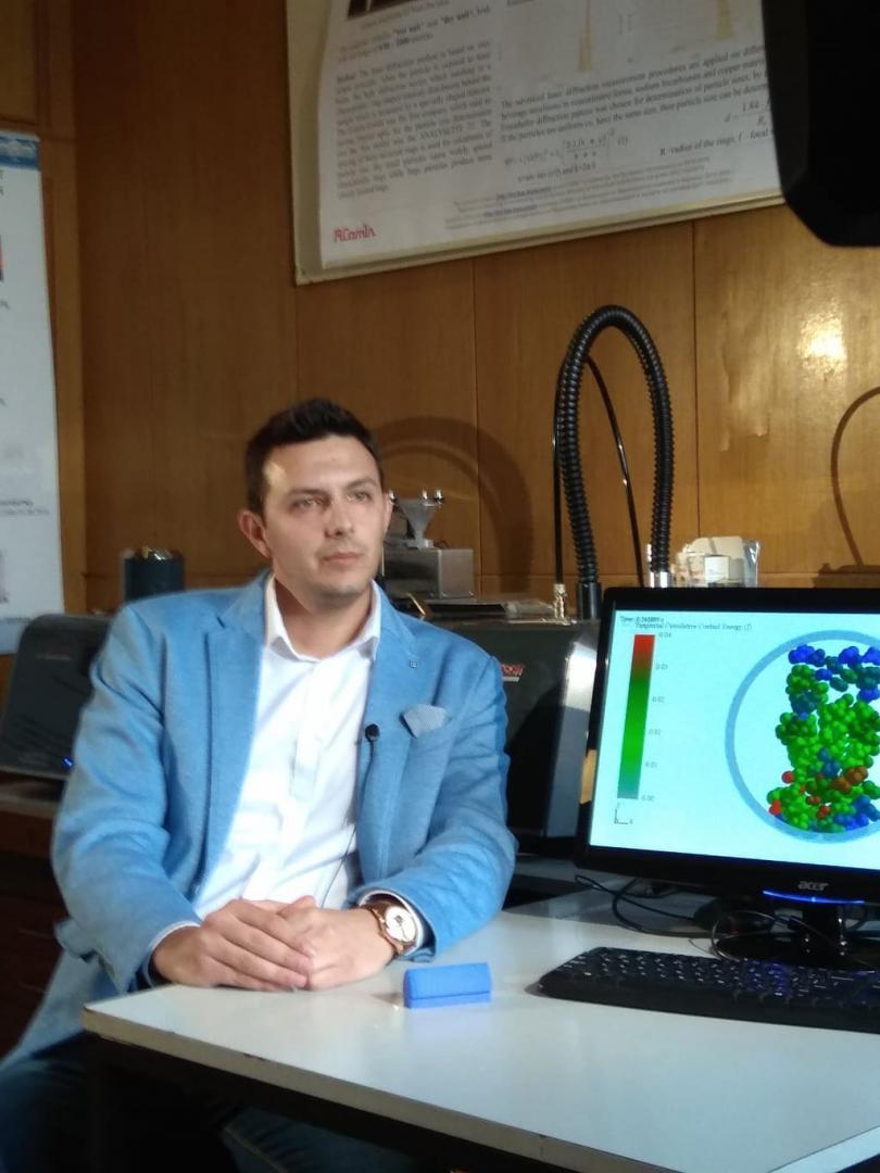 Учени от БАН създават картини, достъпни за хора с нарушено зрение
