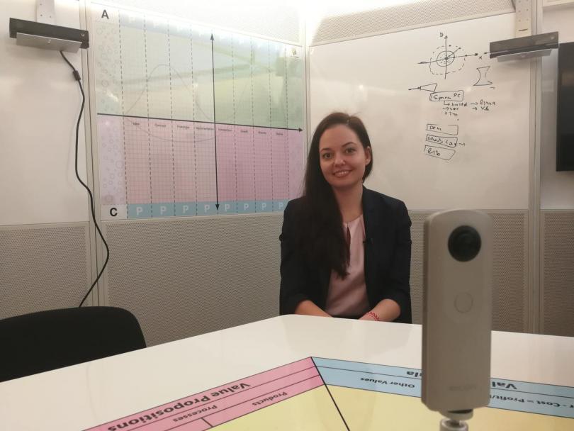 Учени от ТУ в София разработиха метод за визуална телепортация