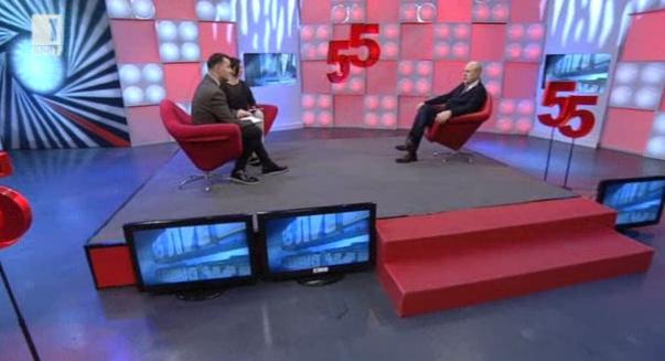 """Минчо Минчев в """"55 лица от вашия живот"""""""