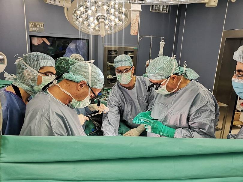 Шанс за живот - трансплатация на черен дроб във ВМА