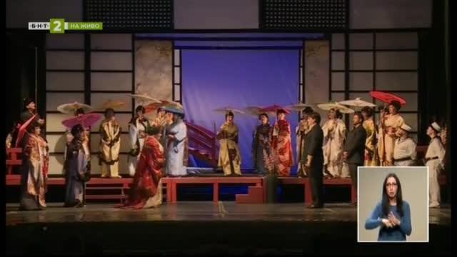 Премиера на Кармина Бурана в Държавната опера в Русе