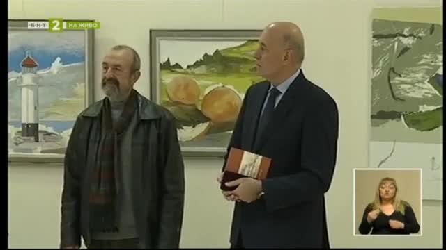 Георги Лечев – един от великолепната петорка варненски художници, за изкуството