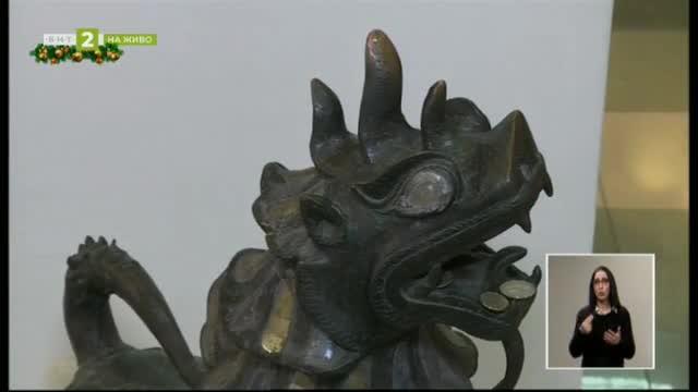 Среща със скулптора Даниел Кънчев