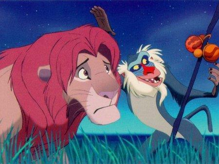 Симба - цар Лъв