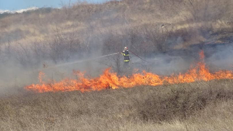 Равносметката от огнените стихии