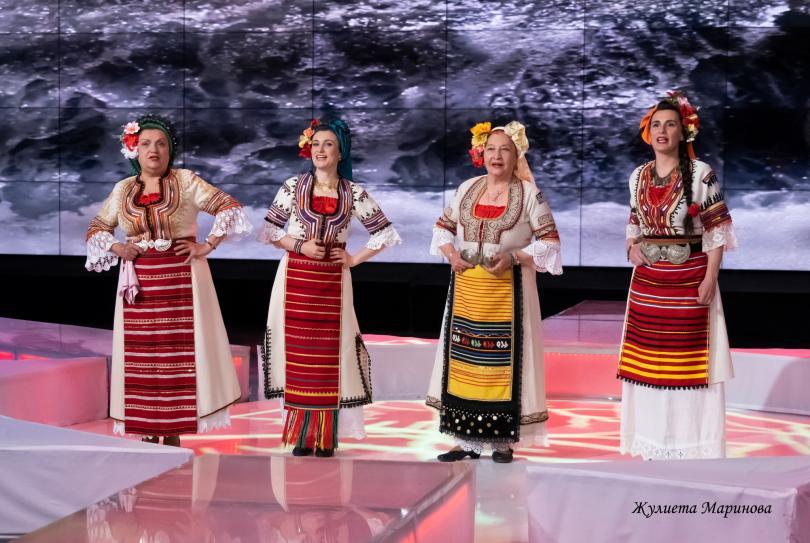 Квартет Славей - гости в Откакто свят светува