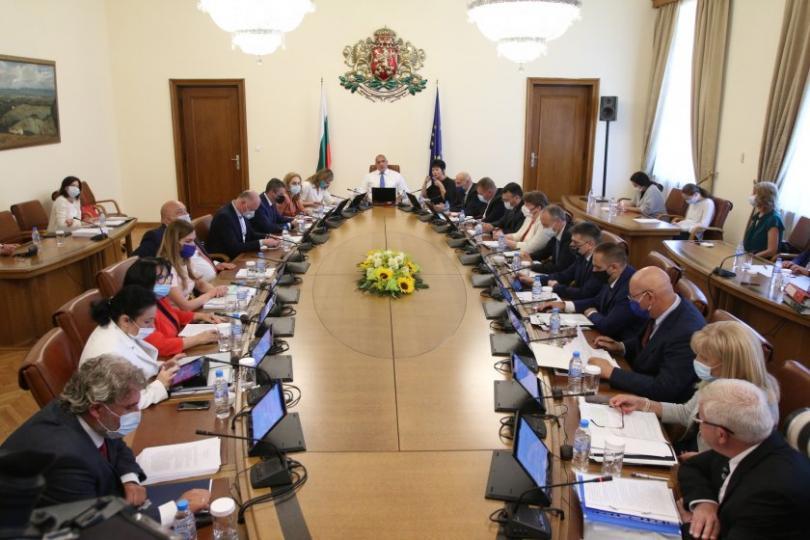 Коментар на премиера Борисов за протестите