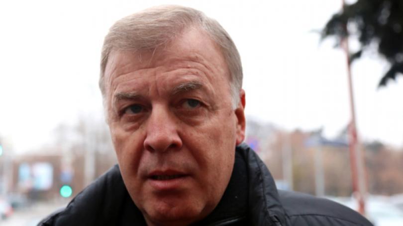 Наско Сираков е собственик на 86,6% от акциите на Левски
