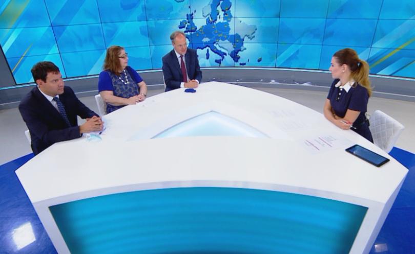 Начело на ЕС в пандемия: Приоритетите на Германия, Португалия и Словения