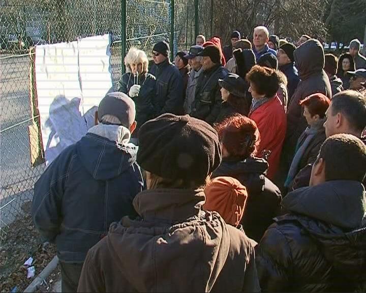 """Защо жители на варненския квартал """"Левски"""" протестират?"""