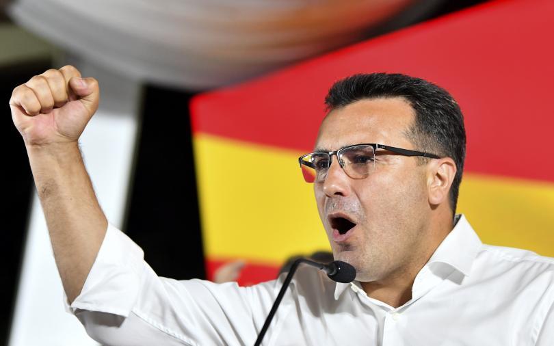 Крехка победа за Зоран Заев след изборите в Северна Македония