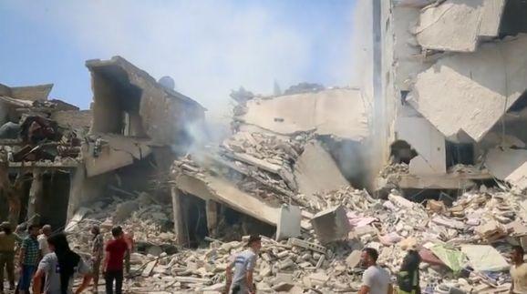 снимка 5 Алепо. Живот под обсада