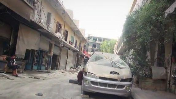 снимка 7 Алепо. Живот под обсада