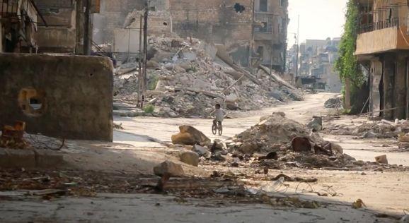 снимка 1 Алепо. Живот под обсада