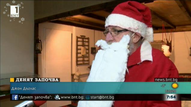 Англичани и българи заедно празнуват Коледа