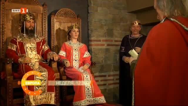Музеят на восъчните скулптури във Велико Търново