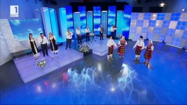 """Оркестър Орфей и фолклорен танцов състав """"Гайтани"""""""