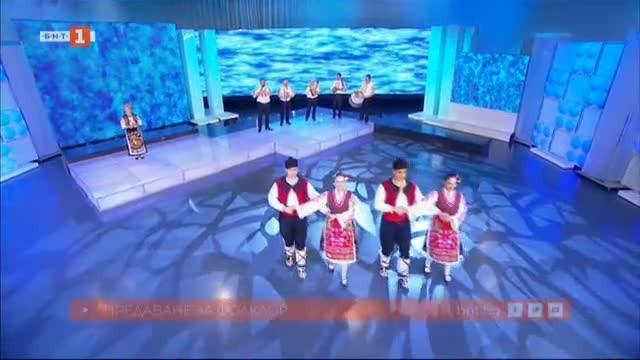 Странджански и тракийски песни, представени от Милка Андреева и Стоян Ганчев