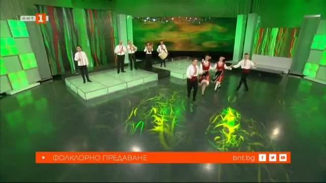 """Петър Кирилов и детска танцова формация """"Хорце"""" – традиции и новаторство"""