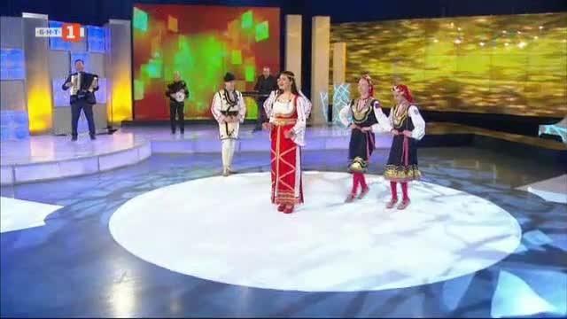 """Шопската певица София Илиева и оркестър """"Ачко Маринов и приятели"""""""