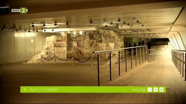 Миналото ни възкръсва чрез археологията и модерния урбанизъм