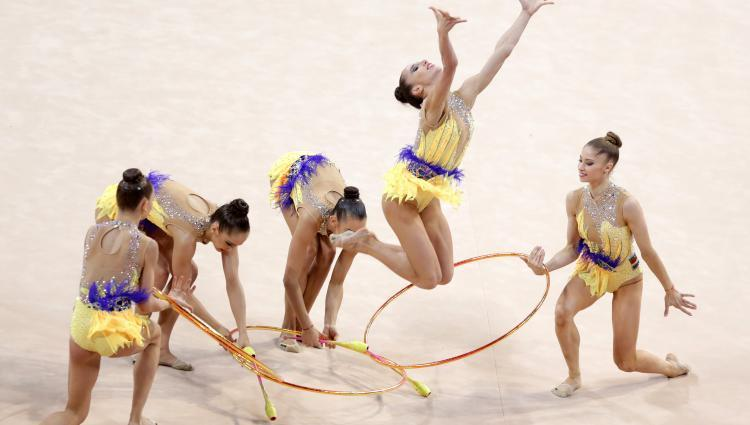 Нови успехи за българските гимнастички