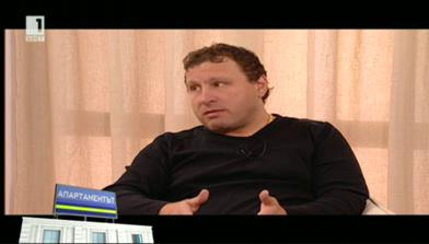 Вили Вуцов гостува в студиото на Марта Вачкова