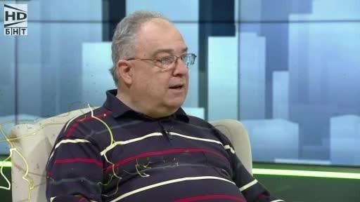 Петър Василев - гост в Извън играта