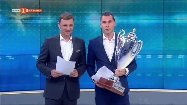 Президентът на Локомотив (Пловдив) за триумфа и бъдещето на отбора
