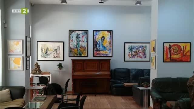 Възраждането на творческия сезон и изложбите с отложен старт