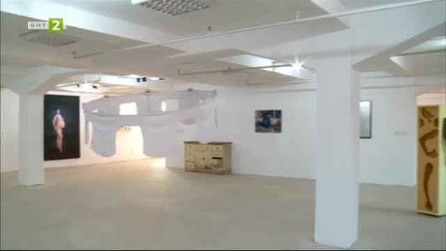 """Изложбата """"Чуйте ни - артистичен интелект"""