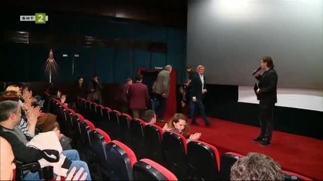 Биле Аугуст за подготвяния от него филм за цар Борис Трети