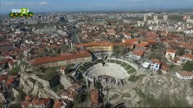 Подготовката за откриващите събития на Пловдив 2019