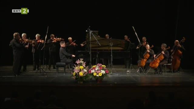 Мила Георгиева и Георги Черкин с паметен концерт в Балабановата къща