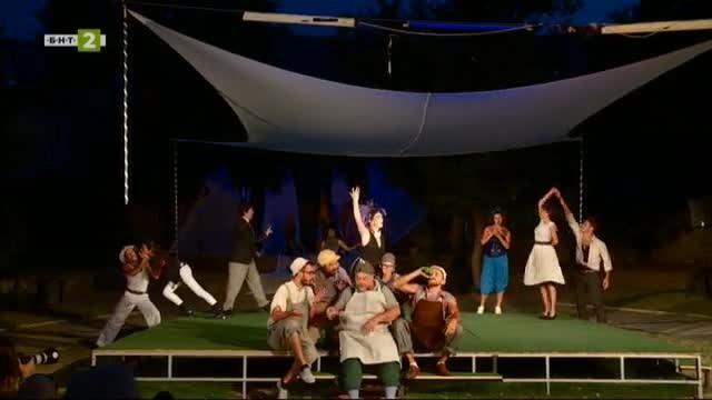 20 години Шекспирова театрална школа Петровден в Паталеница