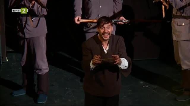 Есенното турне на спектакъла Дебелянов и ангелите