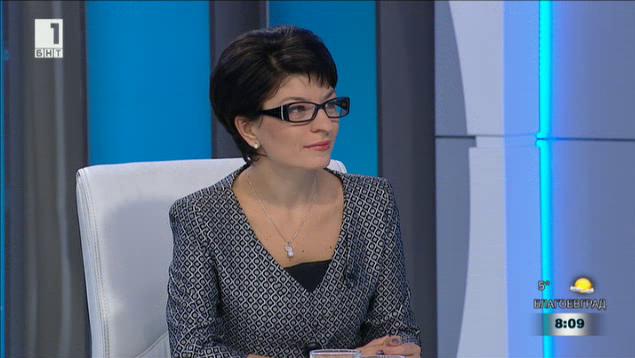 Десислава Атанасова: Нямаме проблем със свободата на словото