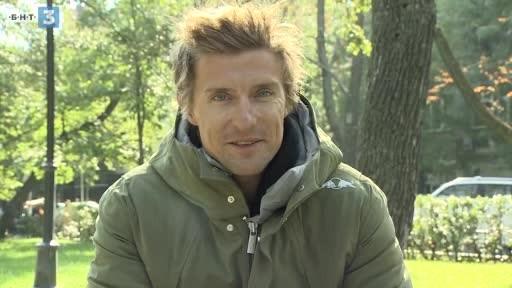 Аз съм... Веселин Овчаров
