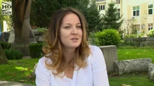 Аз съм... Жана Тодорова