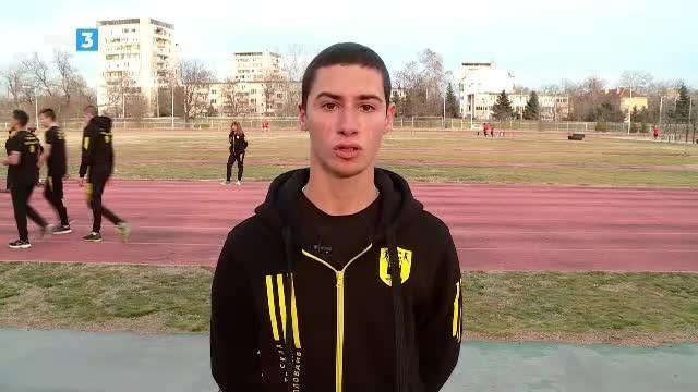Аз съм... Валентин Къдринов