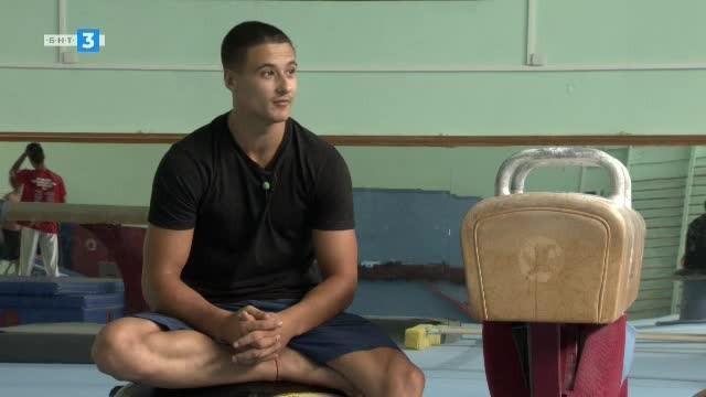 """Димитър Димитров в """"Аз съм…"""""""