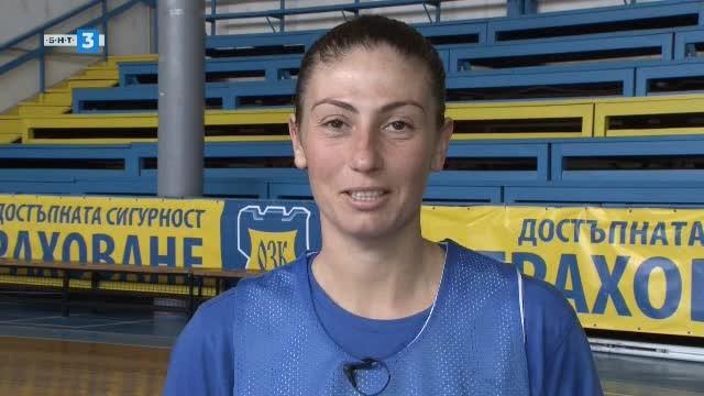 Аз съм... Мария Желязкова