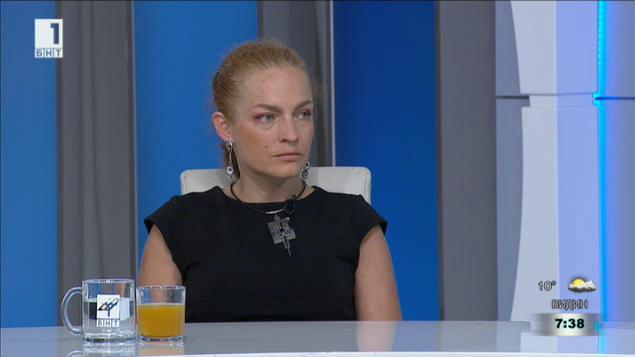 Маргарита Бакрачева: Анонимността на тълпата е чисто човешка характеристика