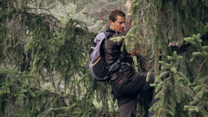 Беър Грилс: Бягство от Ада